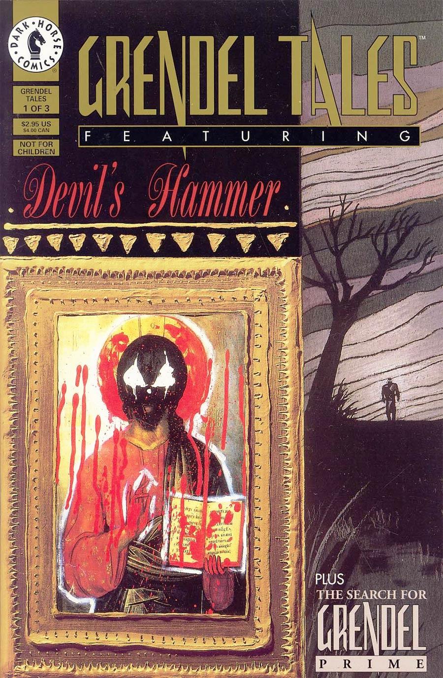 Grendel Tales The Devils Hammer #1