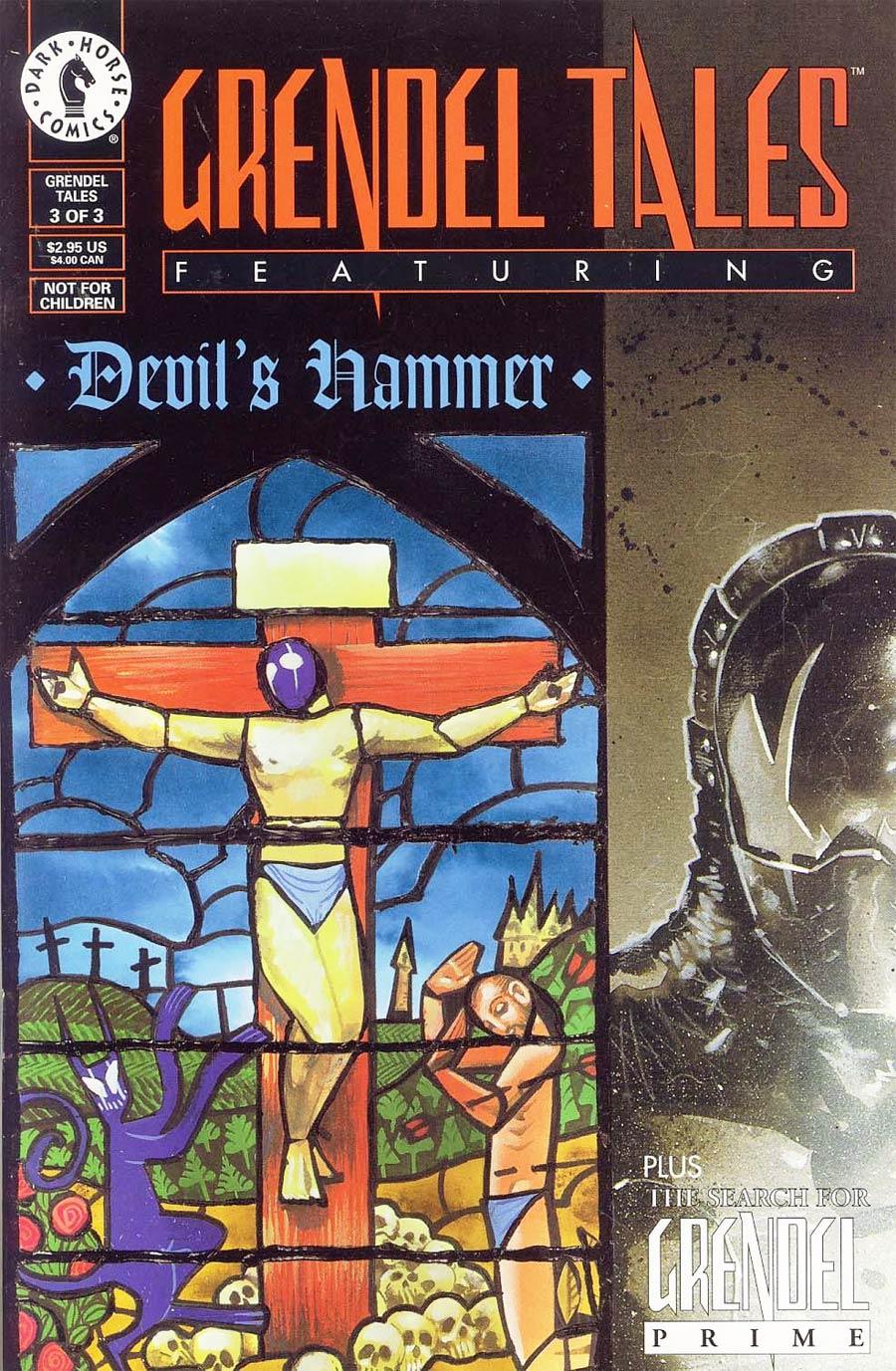 Grendel Tales The Devils Hammer #3