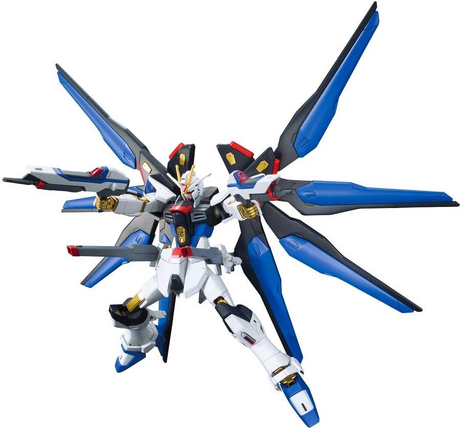 Gundam High Grade Universal Century 1/144 Kit #201 - Cosmic Era - ZGMF-Z20A Strike Freedom Gundam