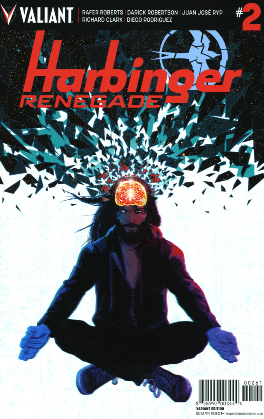 Harbinger Renegade #2 Cover G Incentive Jim Mahfood Variant Cover