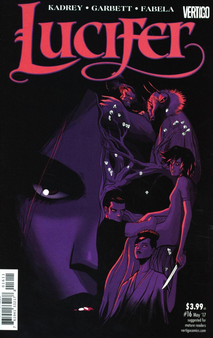 Lucifer Vol 2 #16