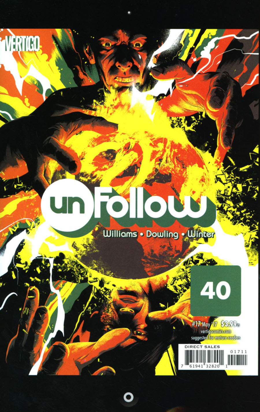 Unfollow #17