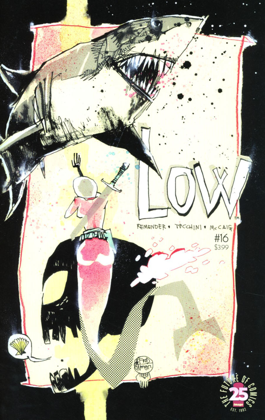 Low #16 Cover B Variant Jim Mahfood Cover