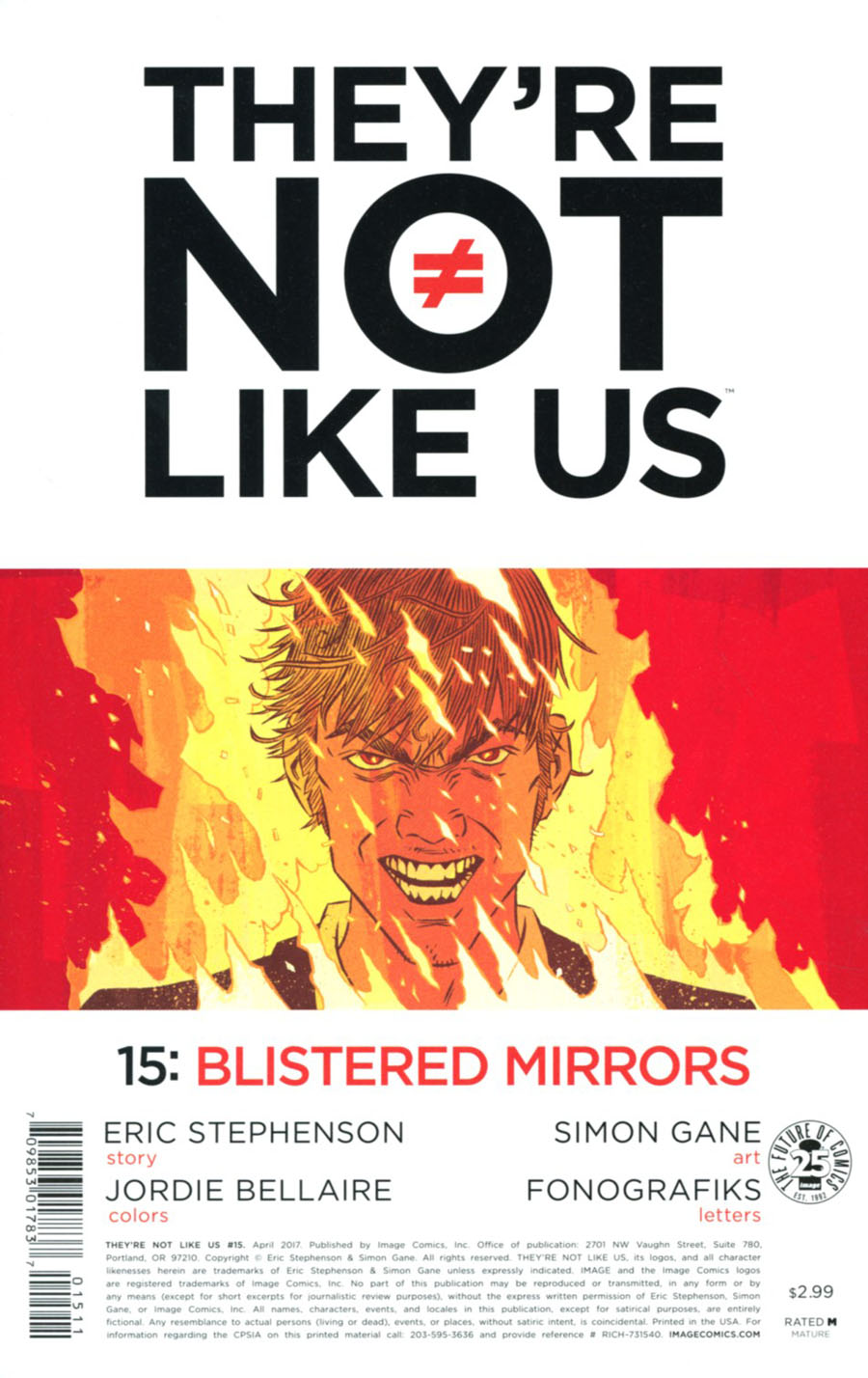 Theyre Not Like Us #15