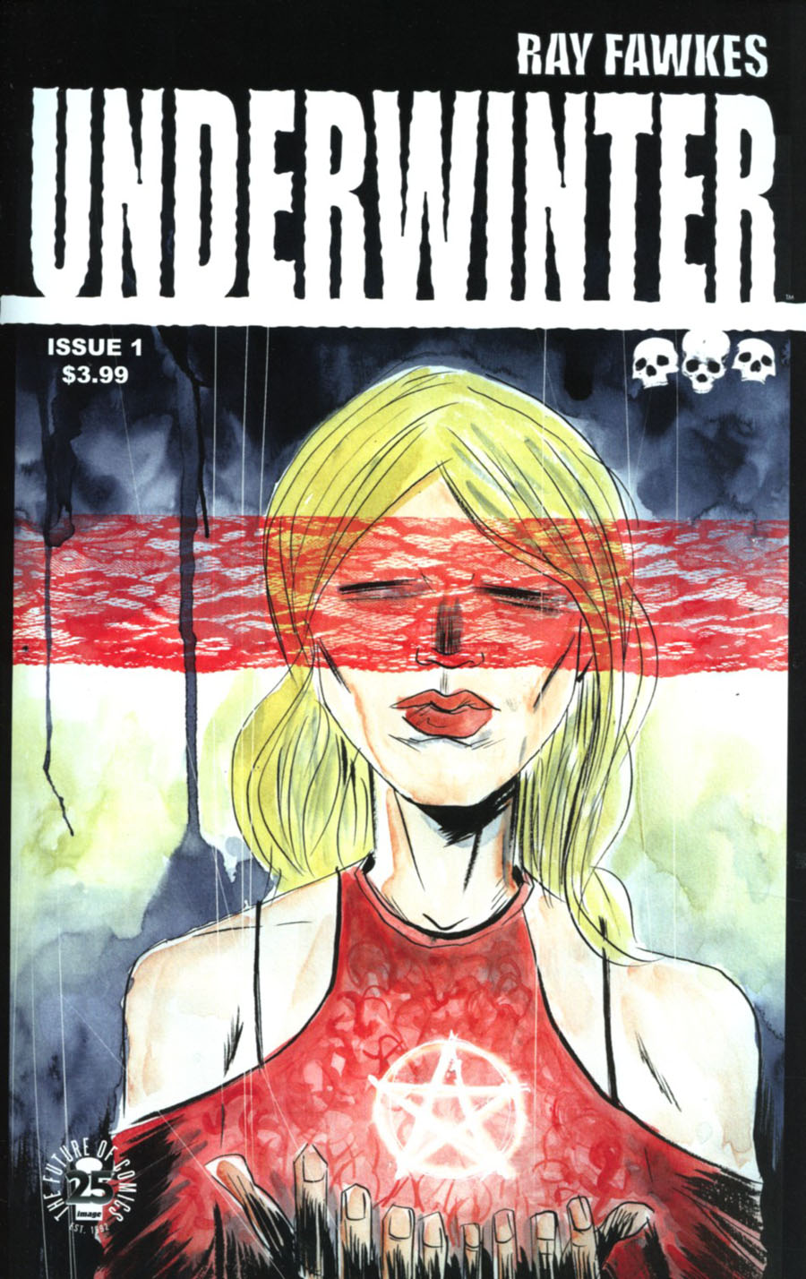 Underwinter #1 Cover B Jeff Lemire