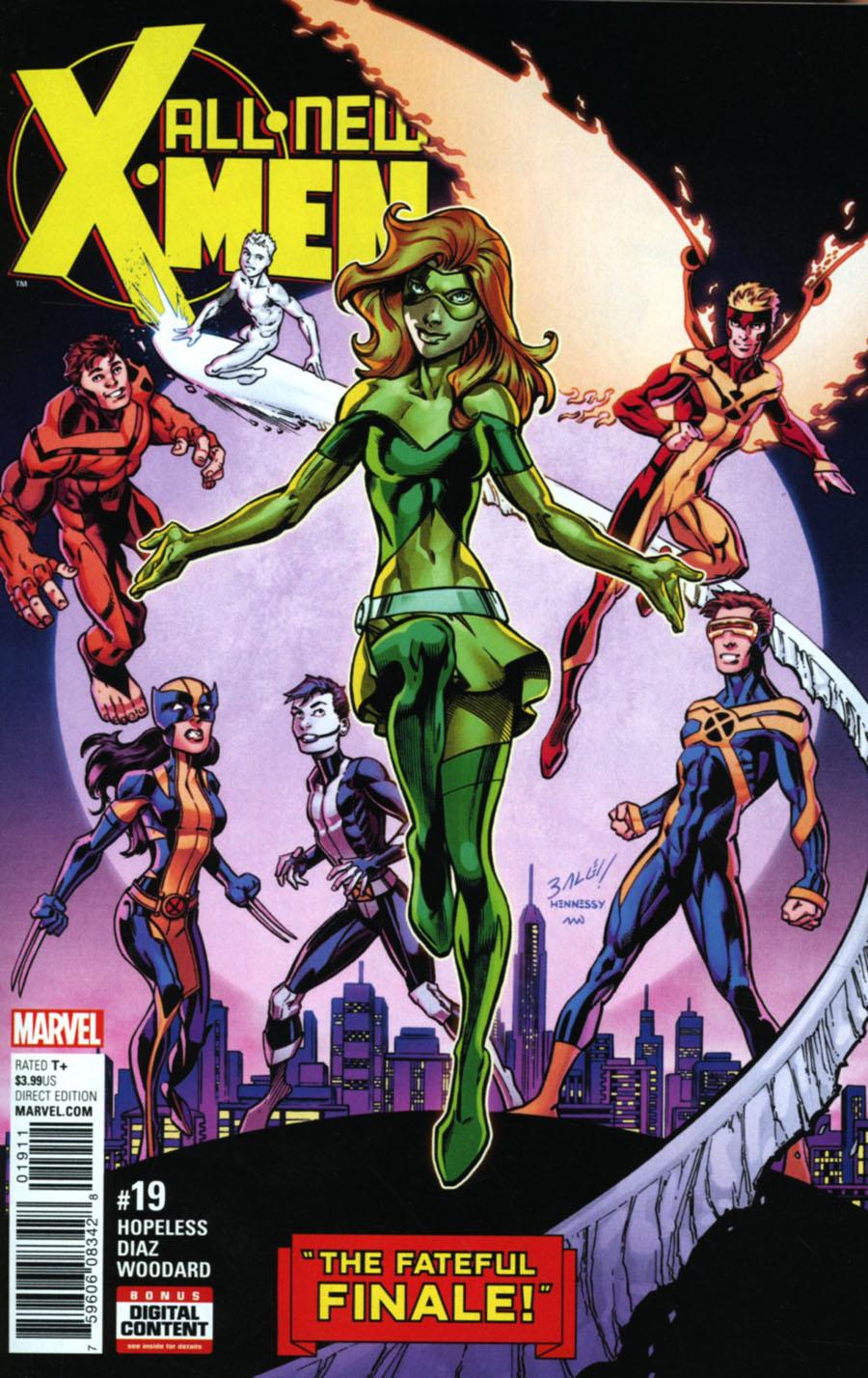 All-New X-Men Vol 2 #19
