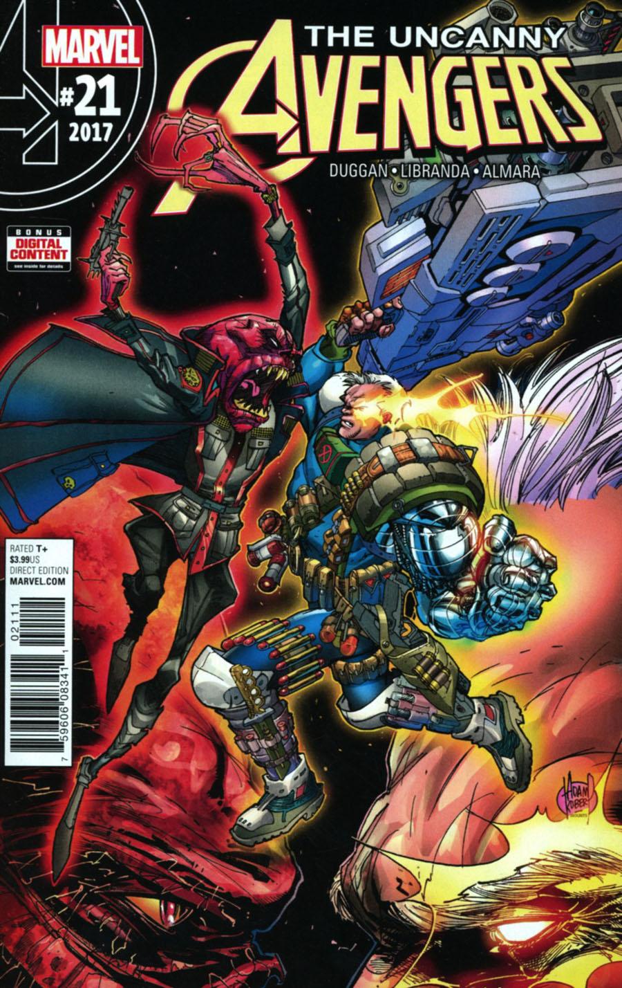 Uncanny Avengers Vol 3 #21