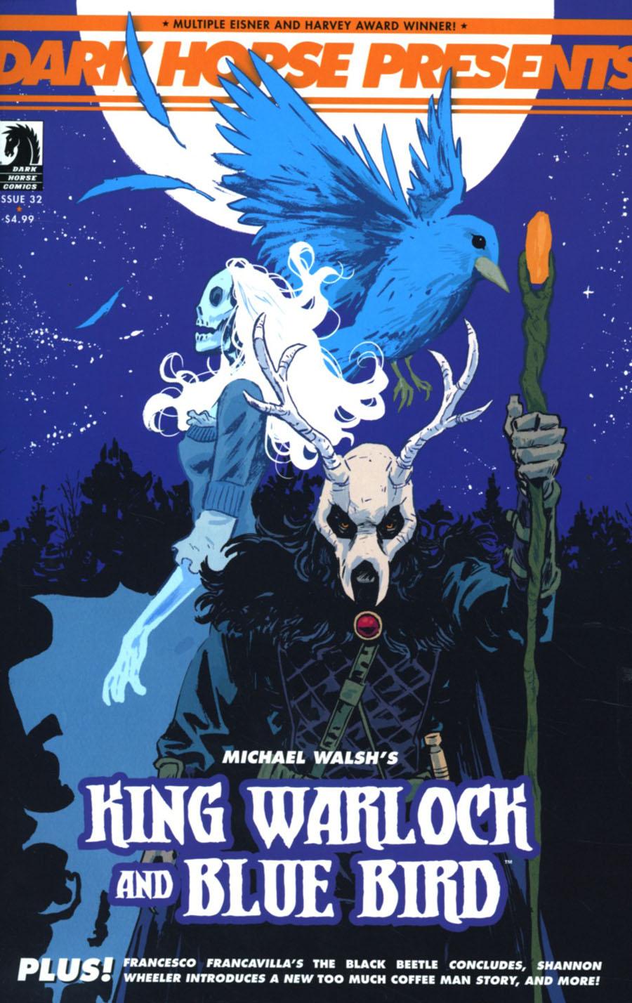 Dark Horse Presents Vol 3 #32