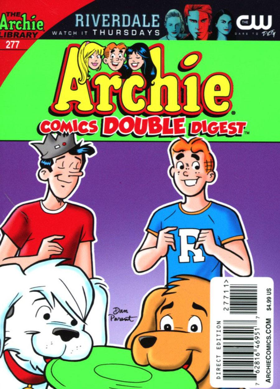 Archie Comics Double Digest #277