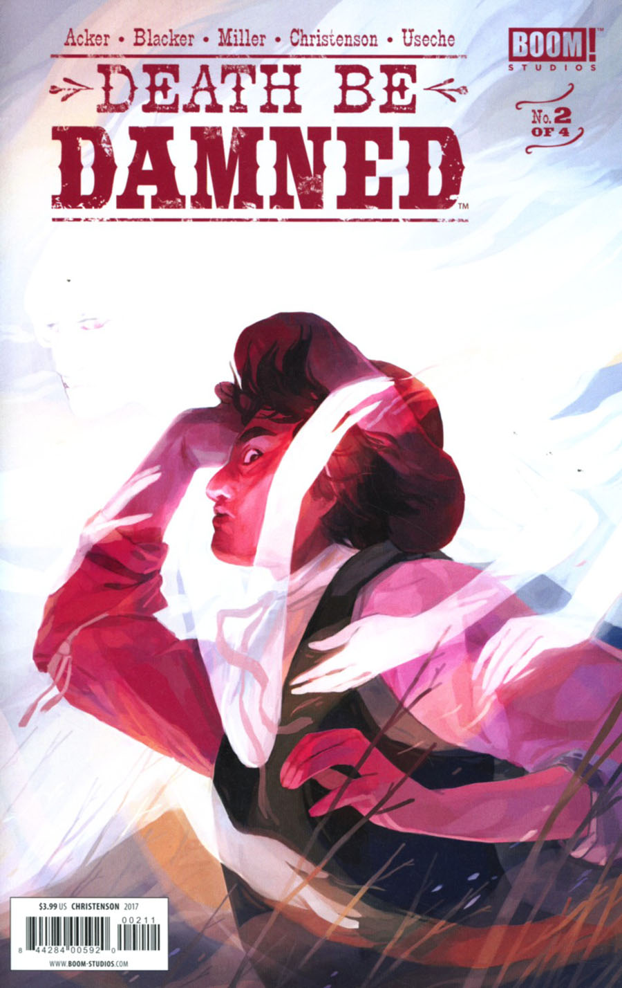 Death Be Damned #2