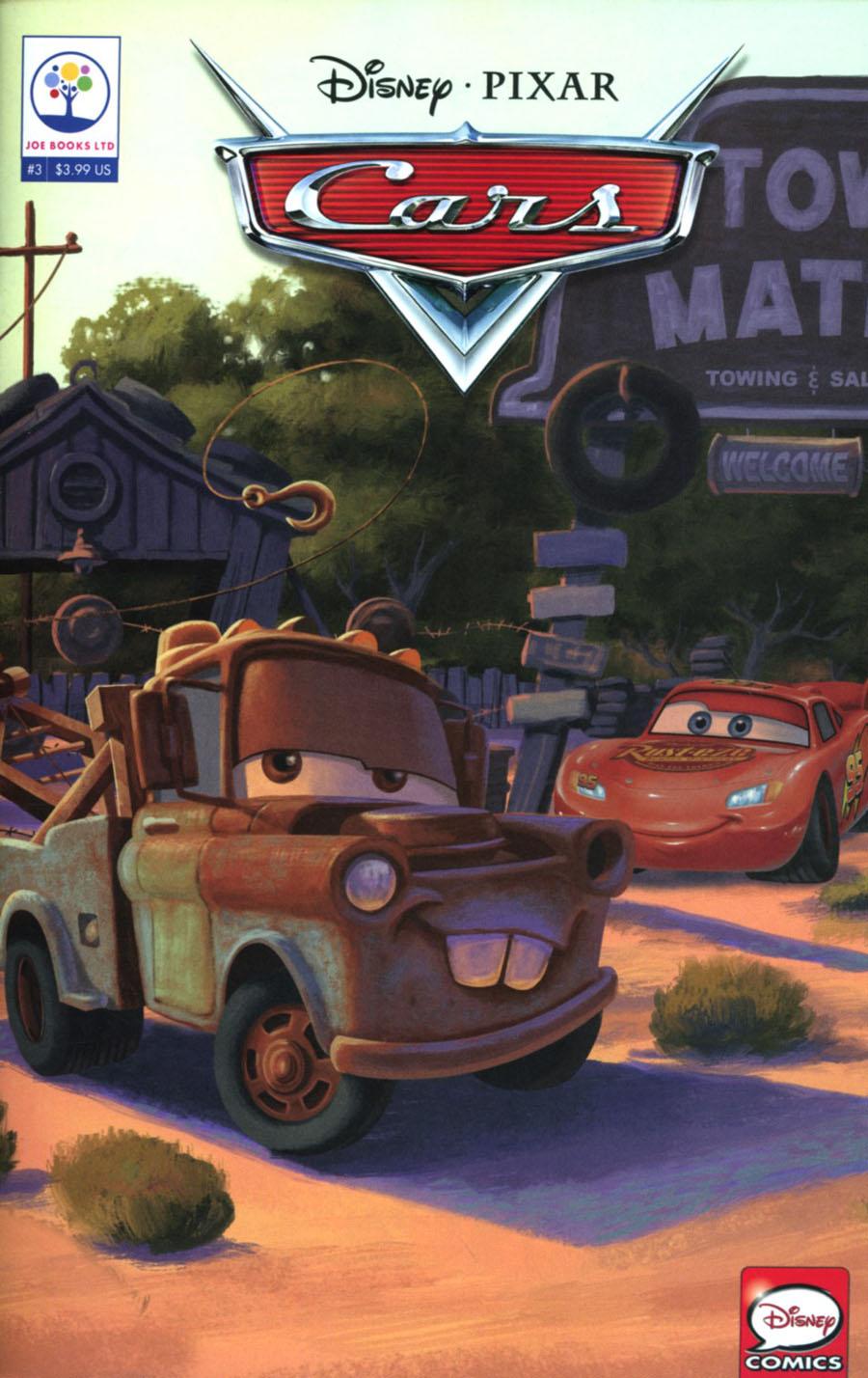 Disney Pixar Cars #3
