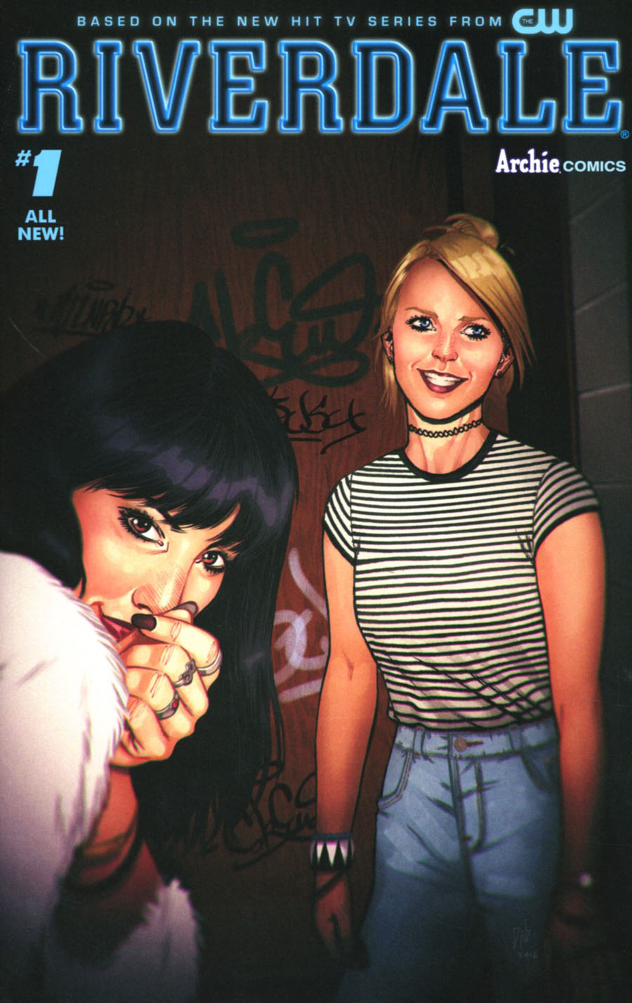 Riverdale #1 Cover E Variant Djibril Morissette-Phan Cover