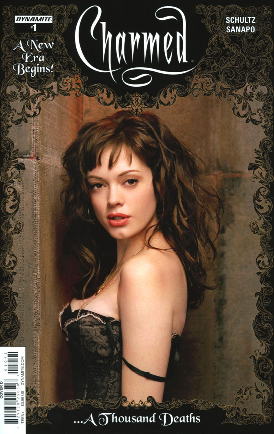 Charmed Vol 2 #1 Cover D Variant Paige Photo Cover