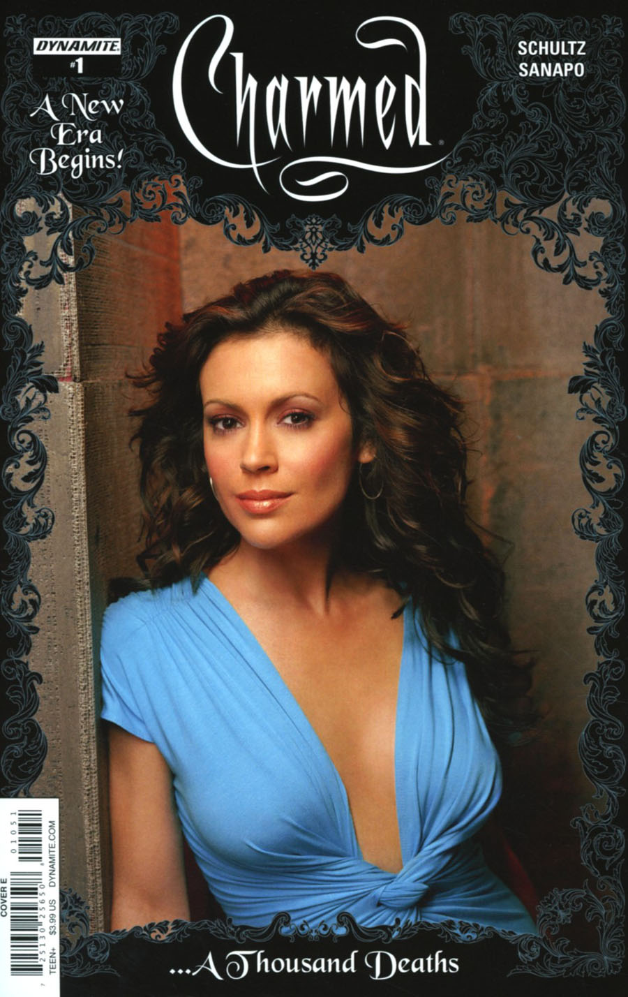 Charmed Vol 2 #1 Cover E Variant Phoebe Photo Cover