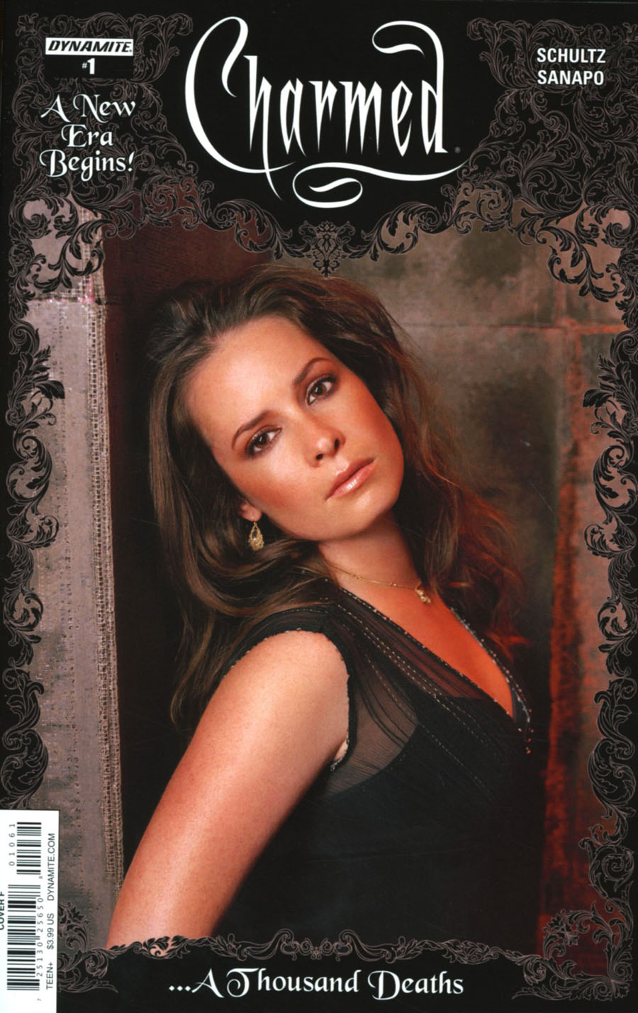 Charmed Vol 2 #1 Cover F Variant Piper Photo Cover