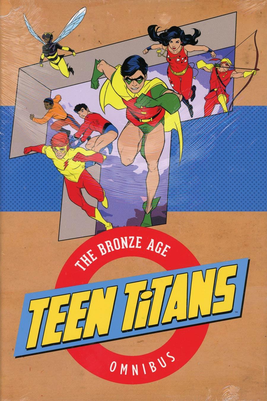 Teen Titans The Bronze Age Omnibus HC