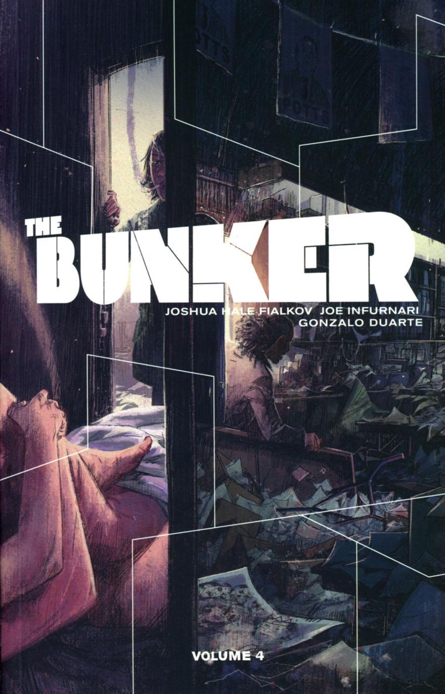 Bunker Vol 4 TP