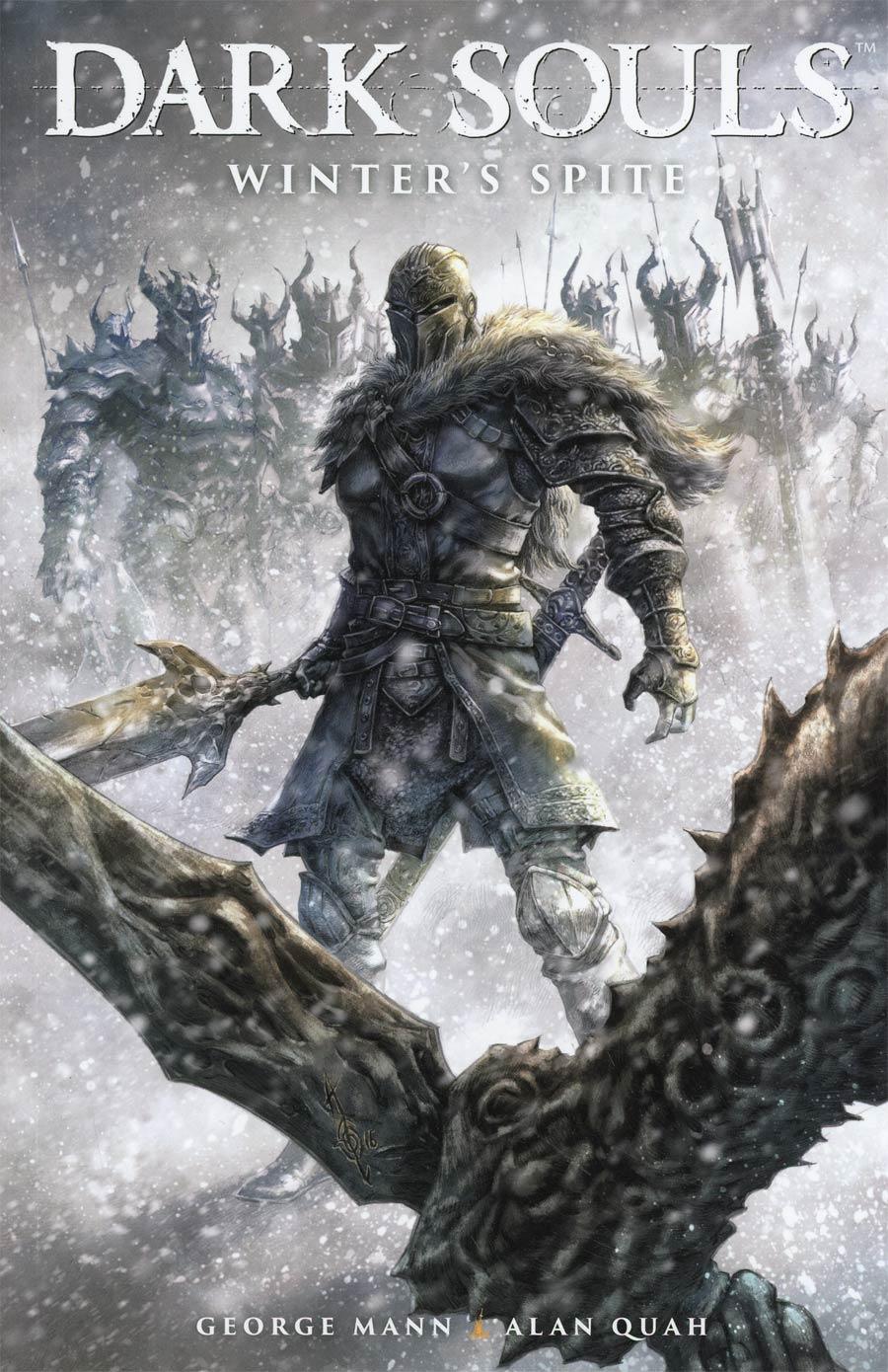 Dark Souls Winters Spite TP