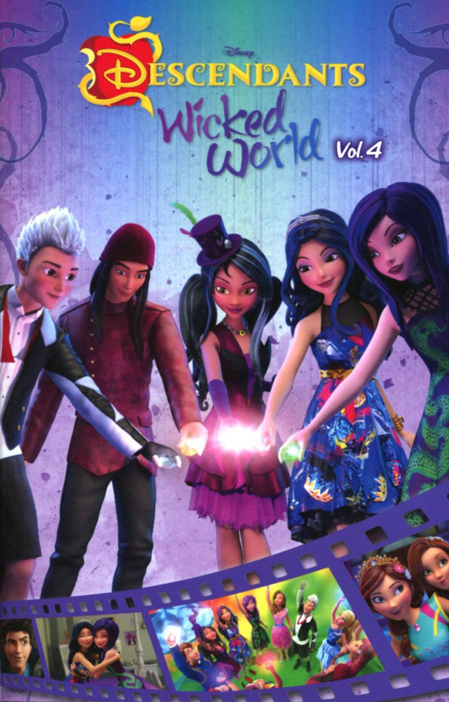 Disneys Descendants Wicked World Cinestory Vol 4 TP