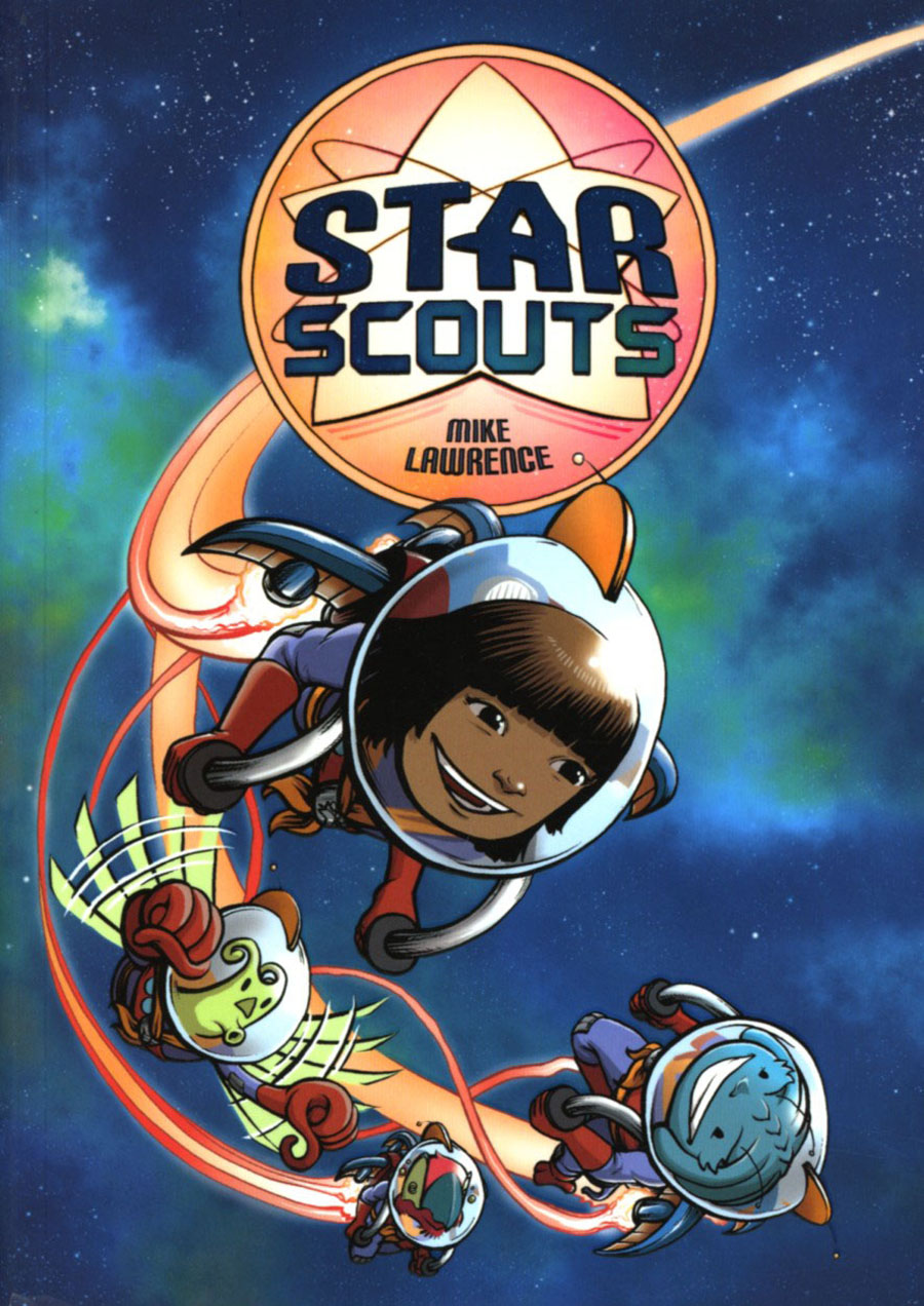 Star Scouts Vol 1 GN