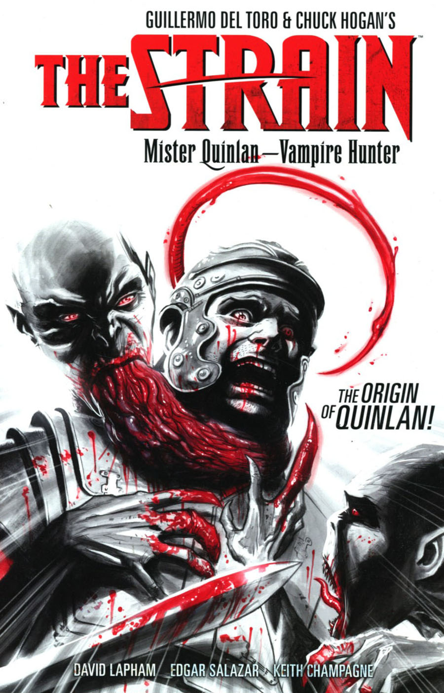 Strain Mister Quinlan Vampire Hunter TP