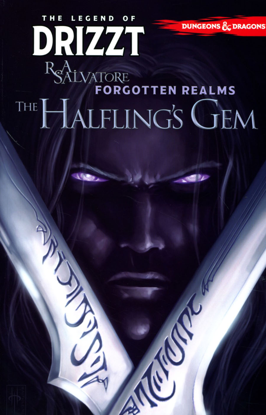 Dungeons & Dragons Forgotten Realms Legend Of Drizzt Vol 6 Halfings Gem TP IDW Edition