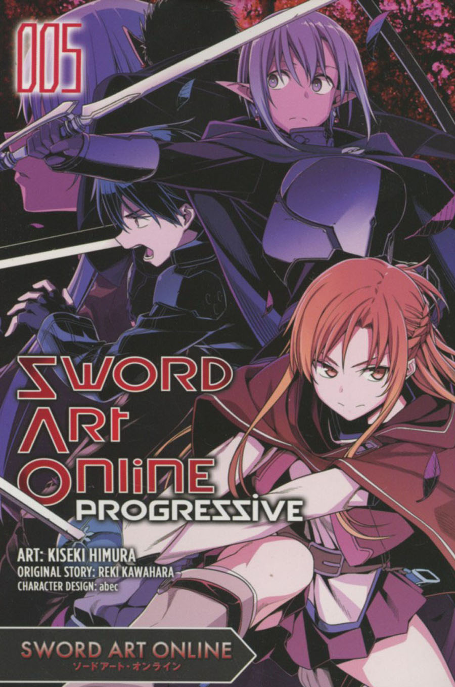 Sword Art Online Progressive Vol 5 GN