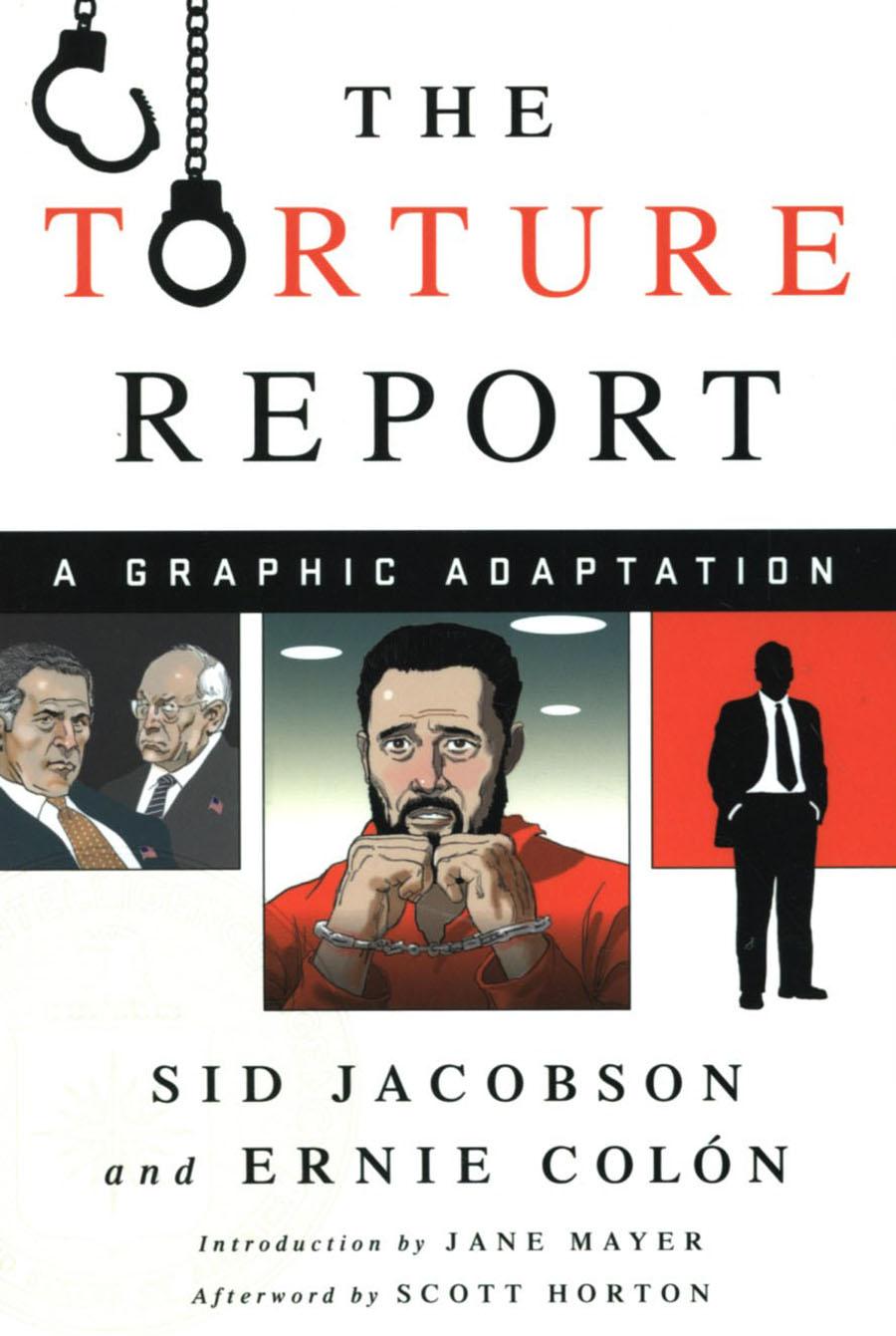 Torture Report Graphic Adaptation SC