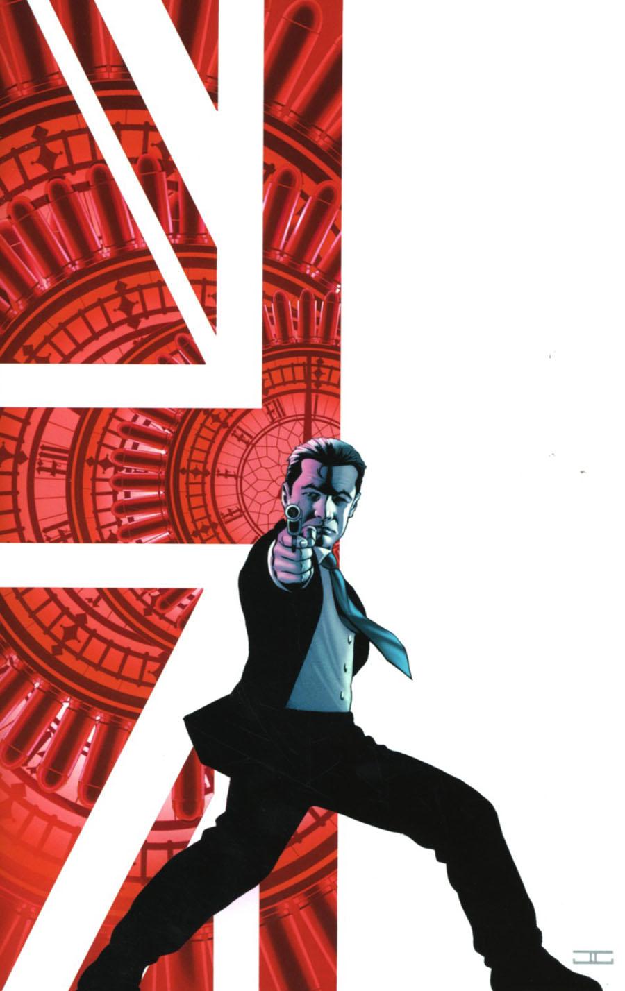 James Bond Vol 2 #1 Cover J Incentive John Cassaday Virgin Cover
