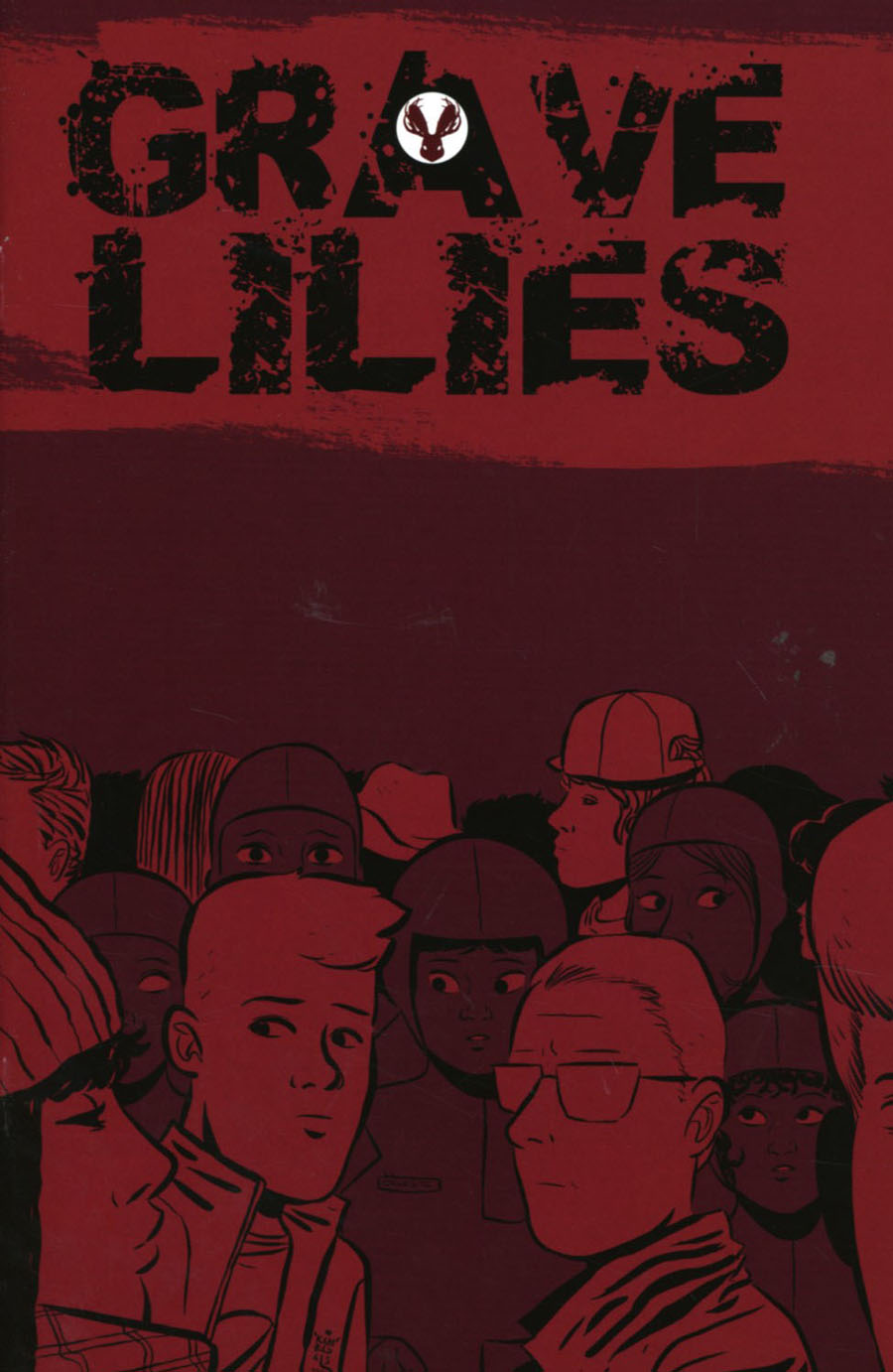 Grave Lilies #1 Cover B George Kambadais Red
