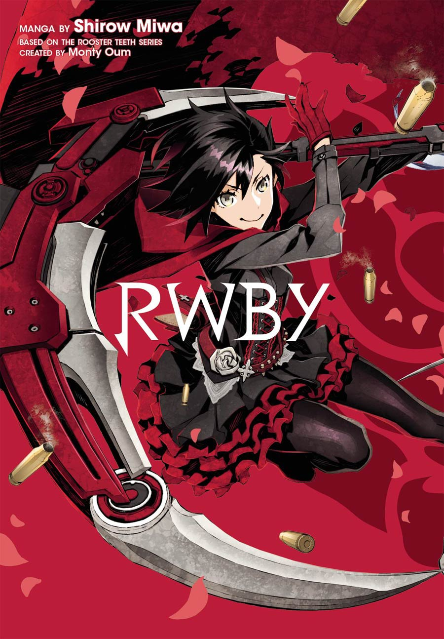 RWBY Vol 1 GN