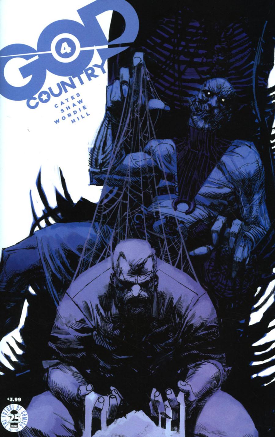 God Country #4 Cover B Gerardo Zaffino & Jason Wordie