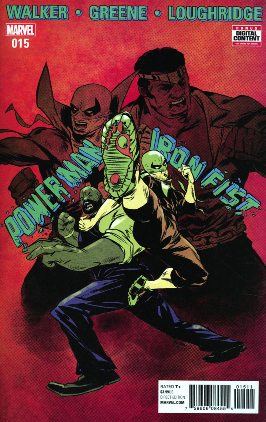 Power Man And Iron Fist Vol 3 #15