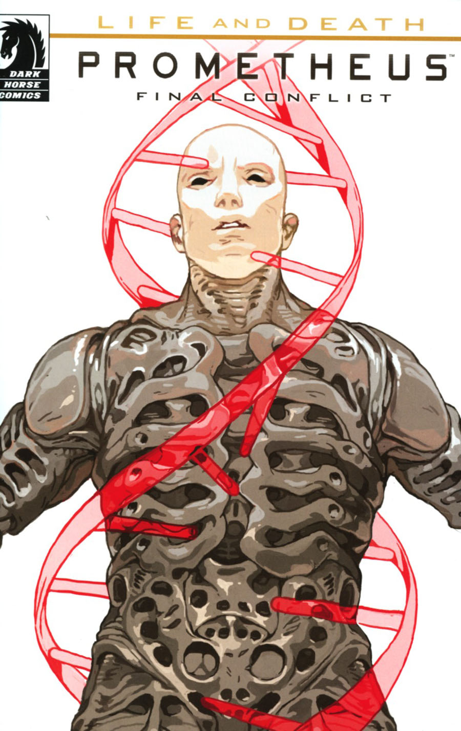 Prometheus Life And Death One Shot Cover B Variant Sachin Teng Cover