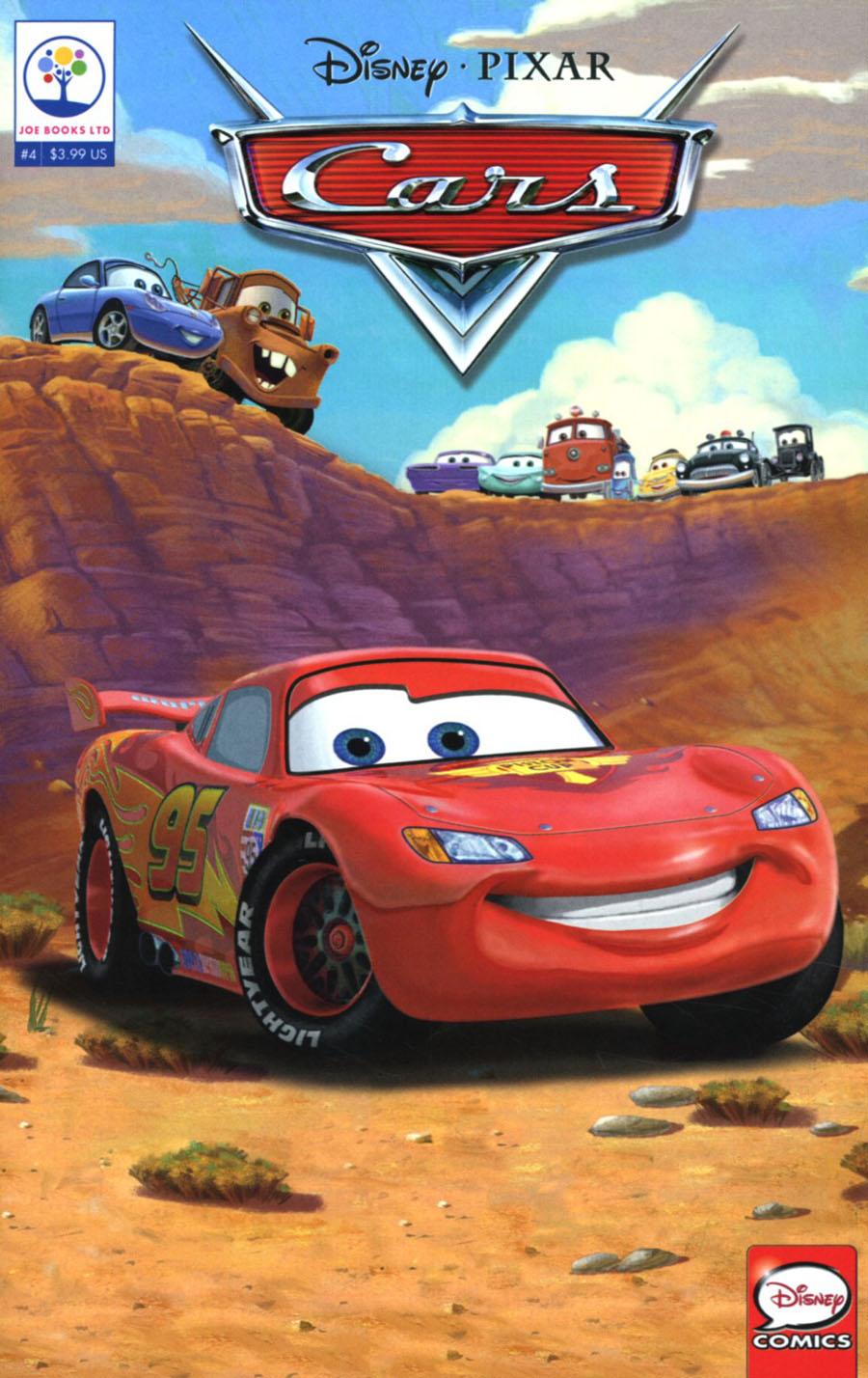 Disney Pixar Cars #4