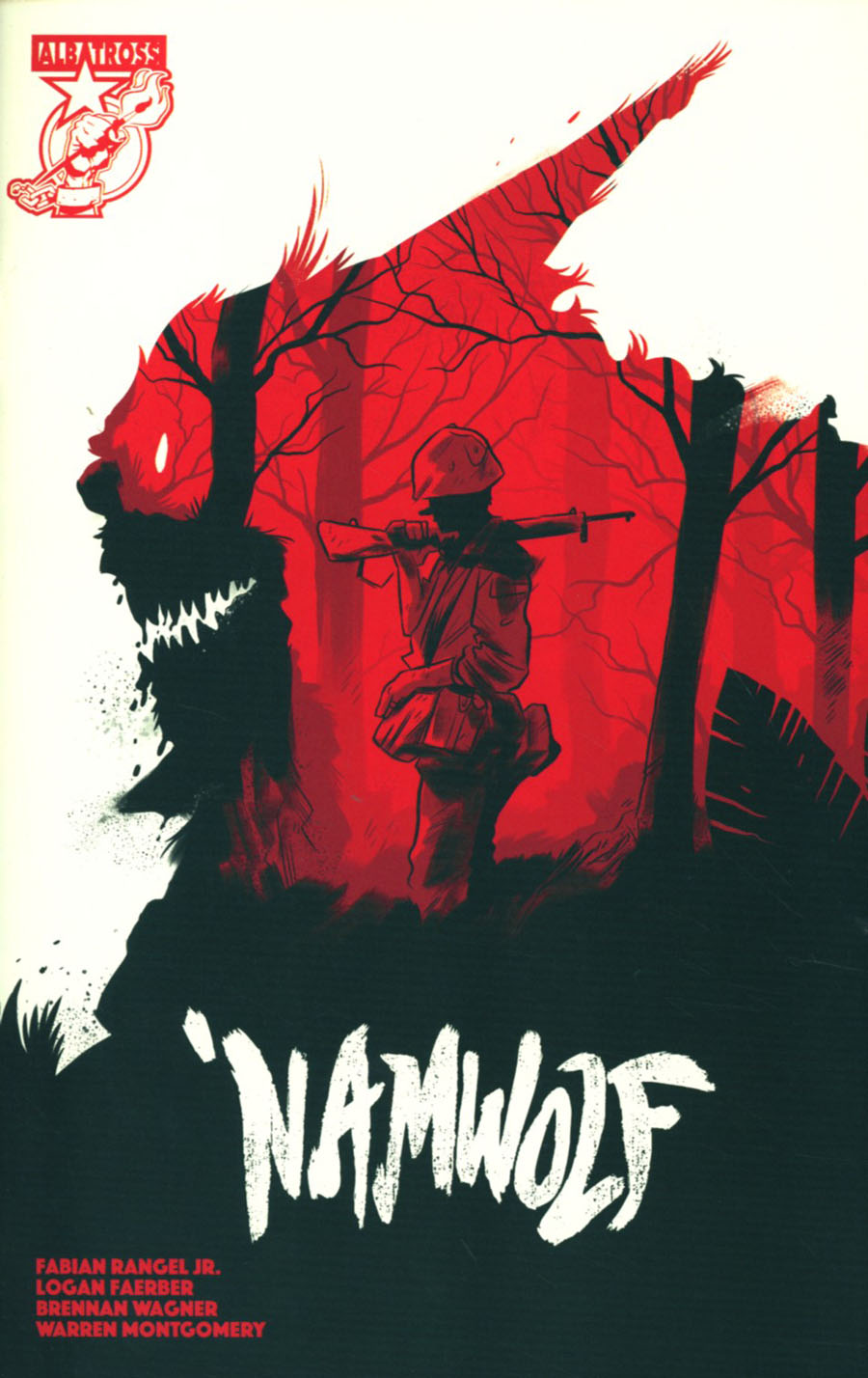 Namwolf #1 Cover A 1st Ptg Regular Logan Faerber Cover