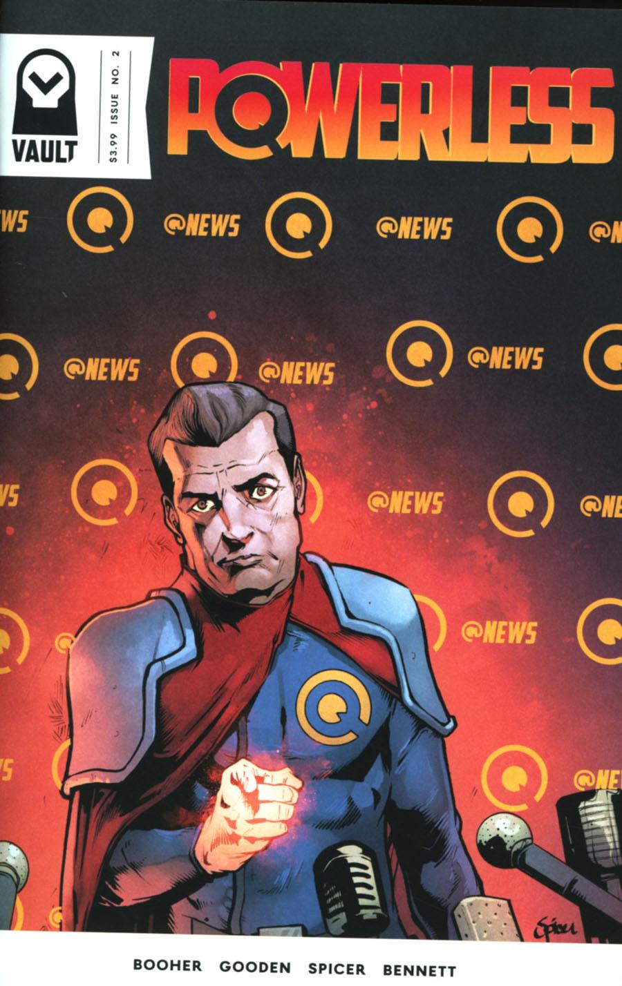 Powerless (Vault Comics) #2