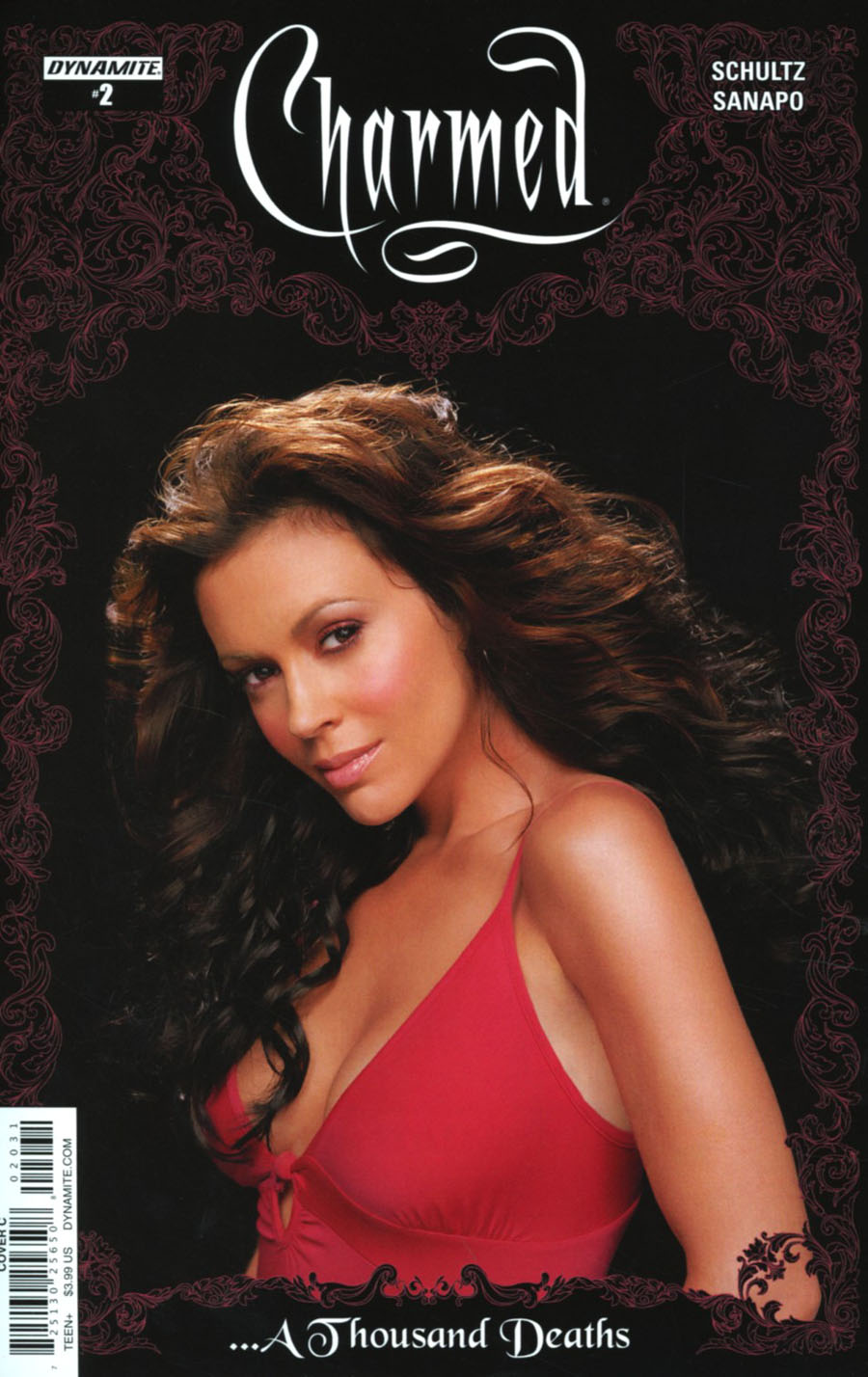 Charmed Vol 2 #2 Cover C Variant Phoebe Photo Cover