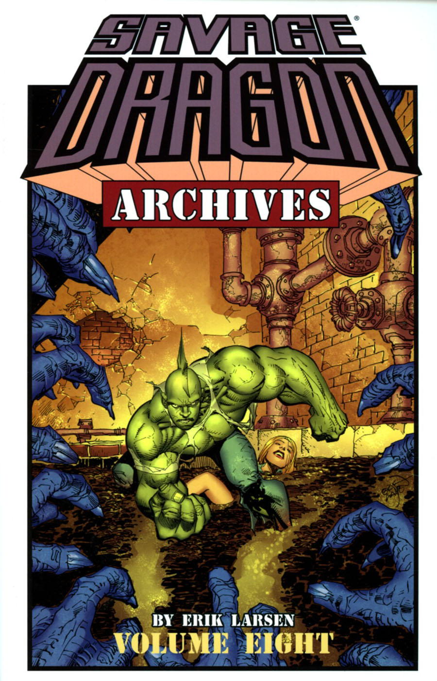 Savage Dragon Archives Vol 8 TP