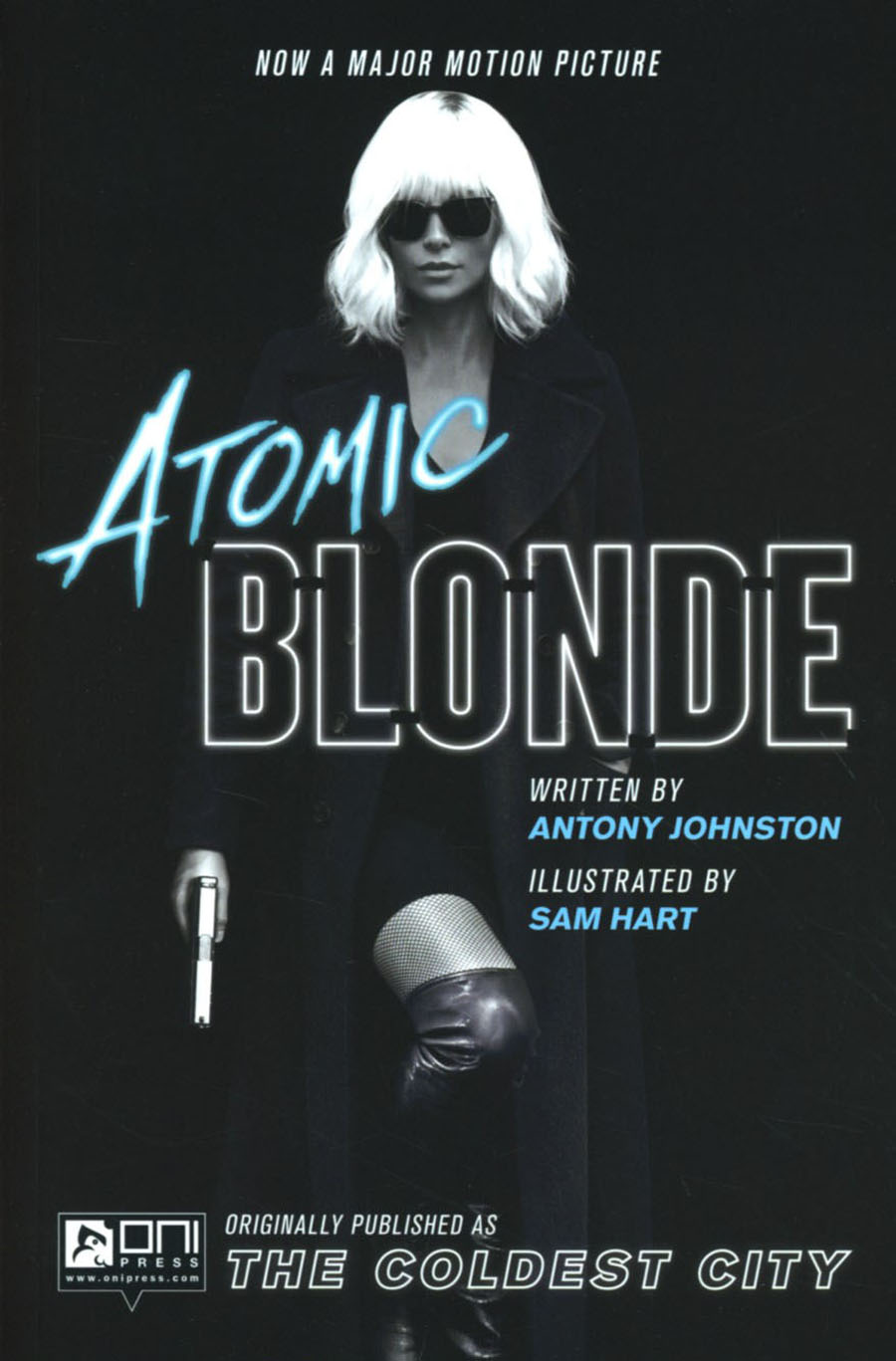 Atomic Blonde Coldest City GN
