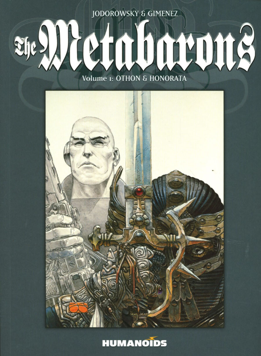 Metabarons Vol 1 Othon & Honorata TP New Edition