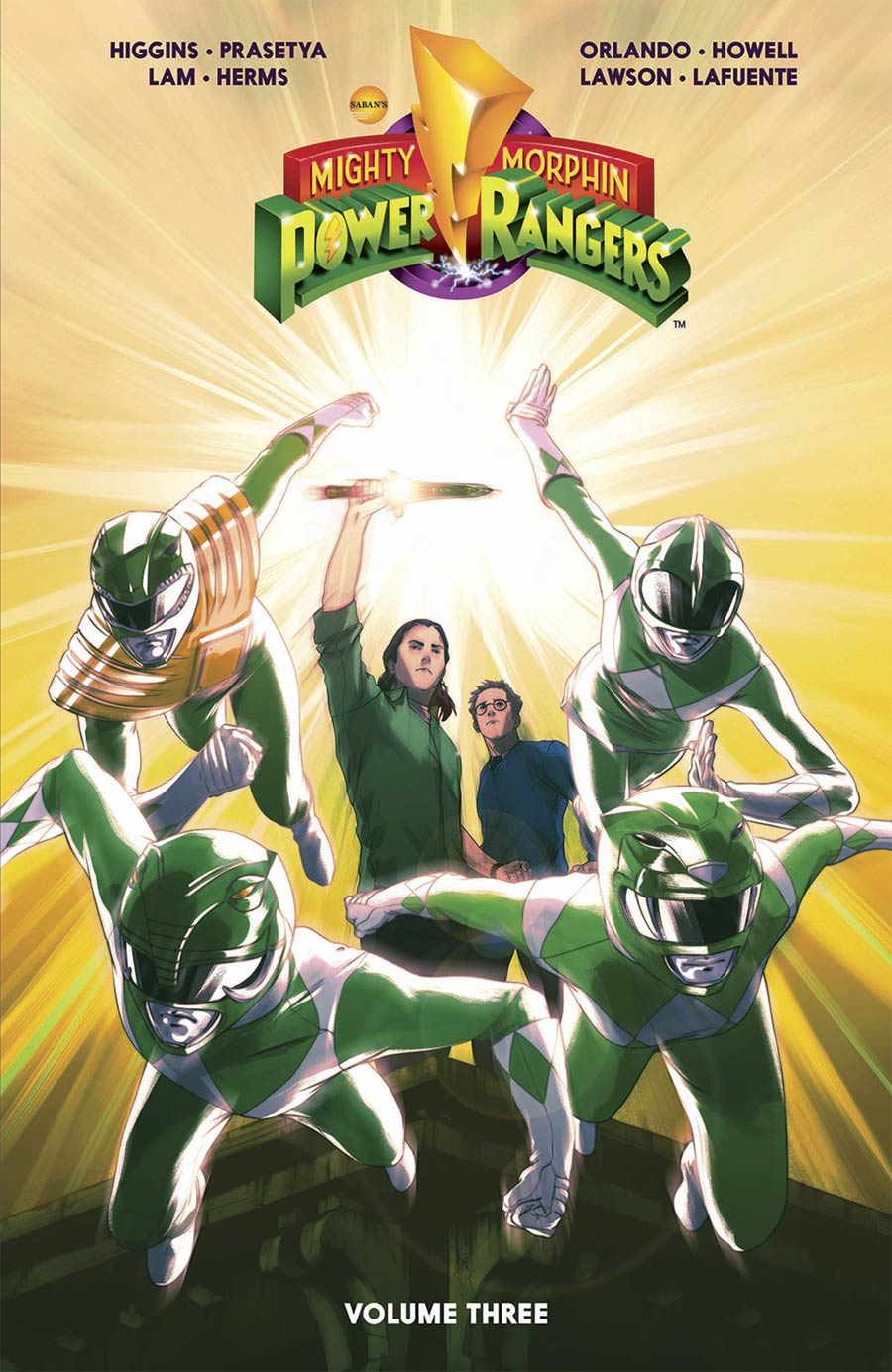 Mighty Morphin Power Rangers Vol 3 TP