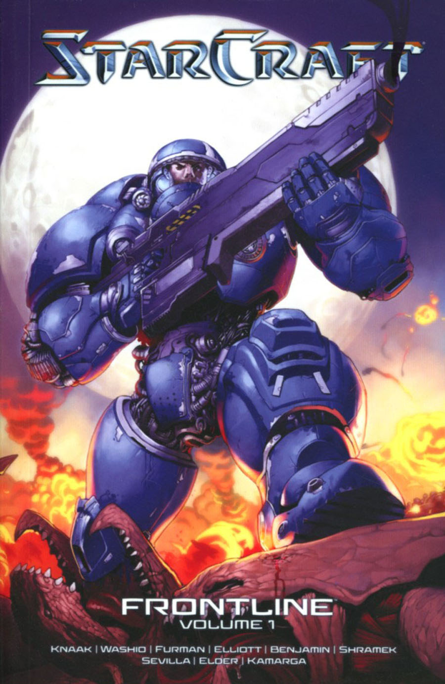Starcraft Frontline Vol 1 TP Blizzard Edition