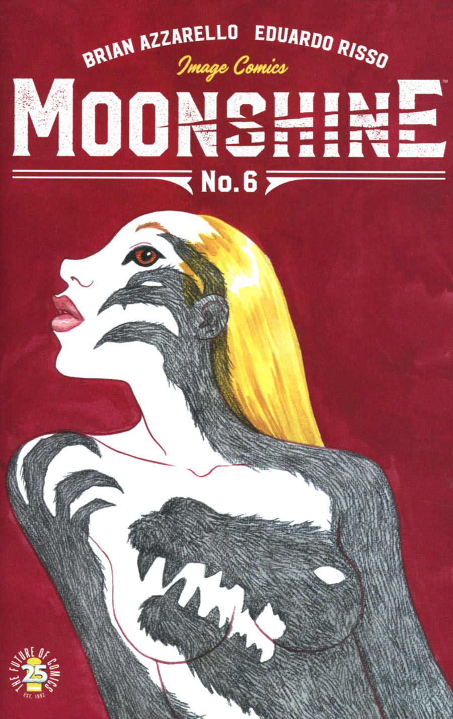 Moonshine #6 Cover C Variant Jill Thompson Womens History Month Cover