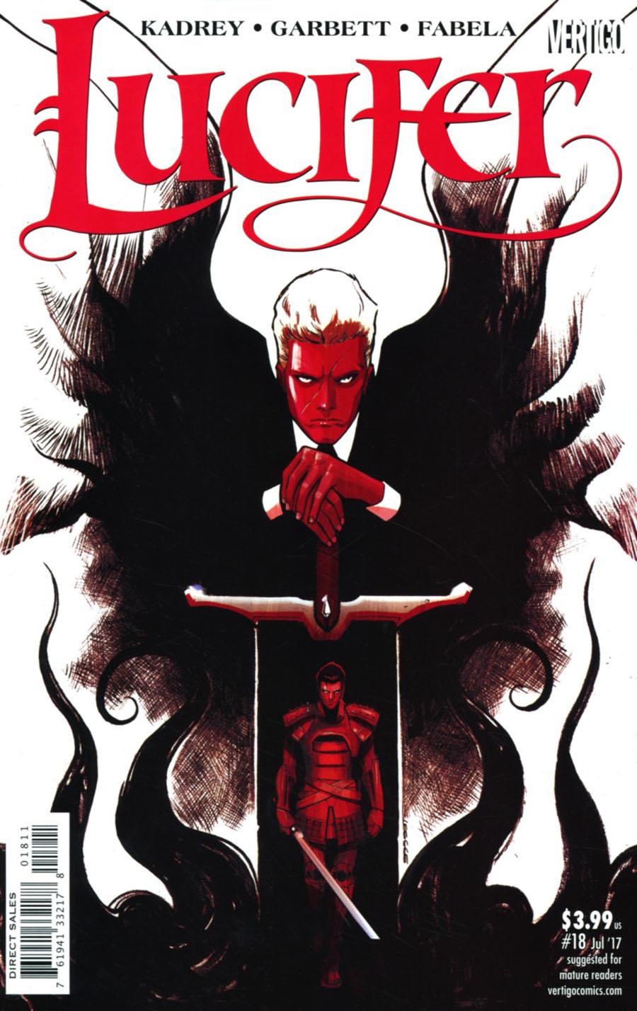 Lucifer Vol 2 #18