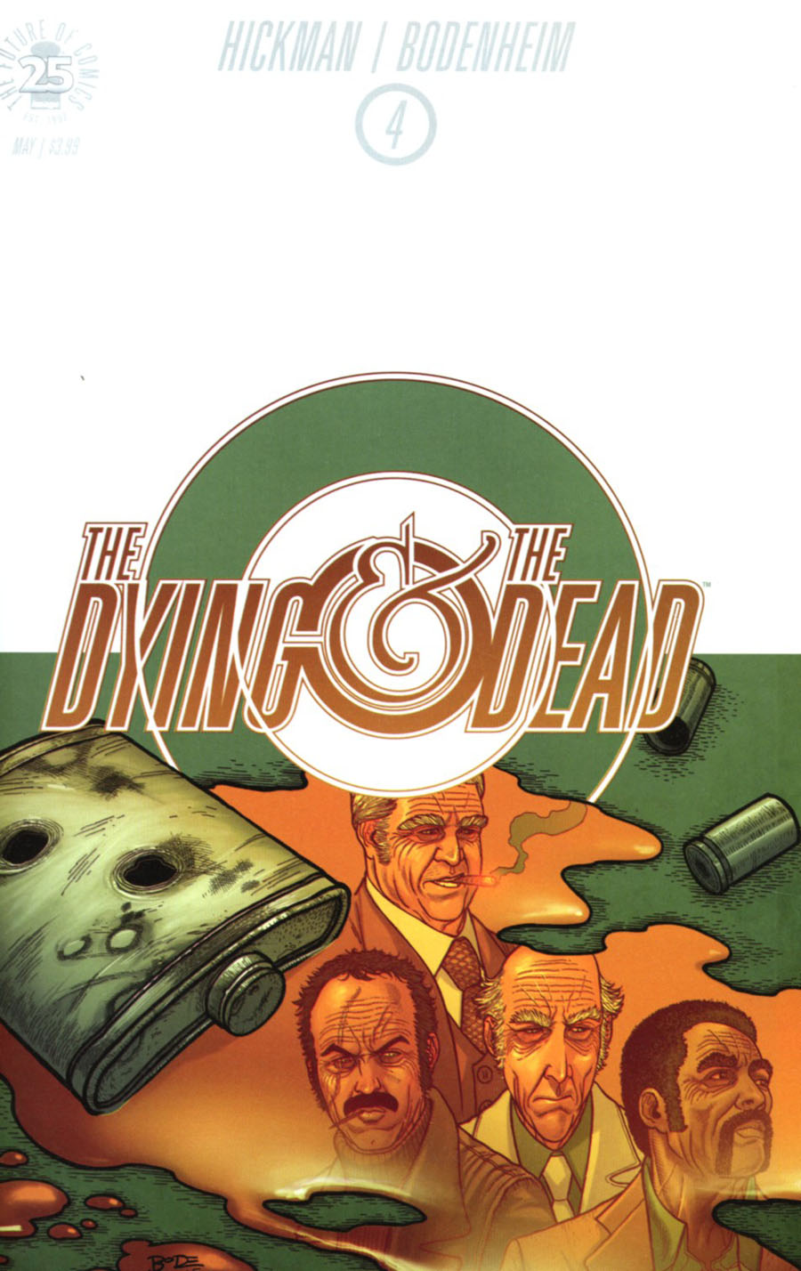 Dying And The Dead #4