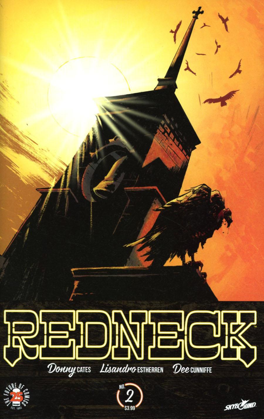 Redneck #2 Cover A 1st Ptg