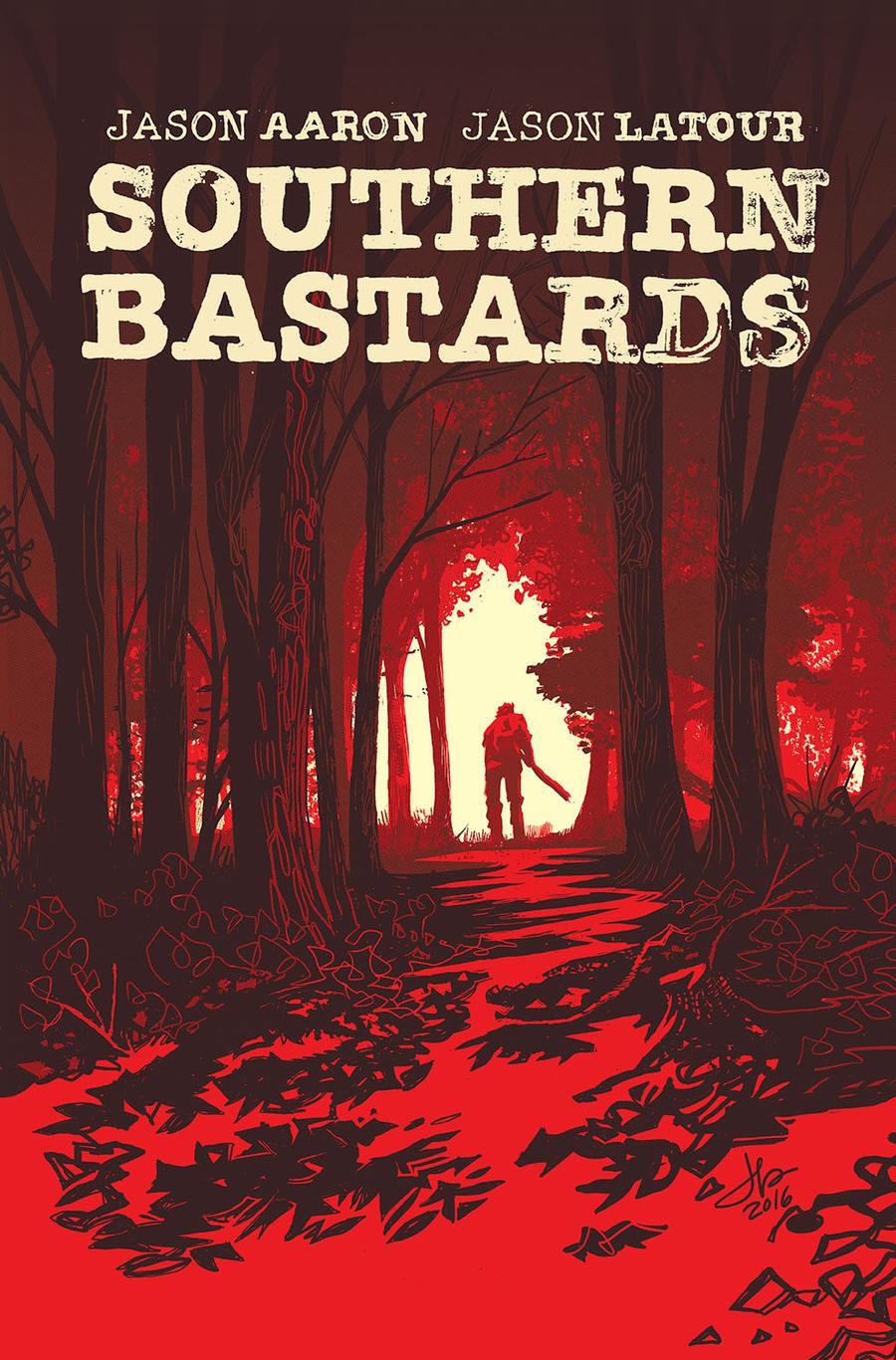 Southern Bastards #20 Cover A Regular Jason Latour Cover