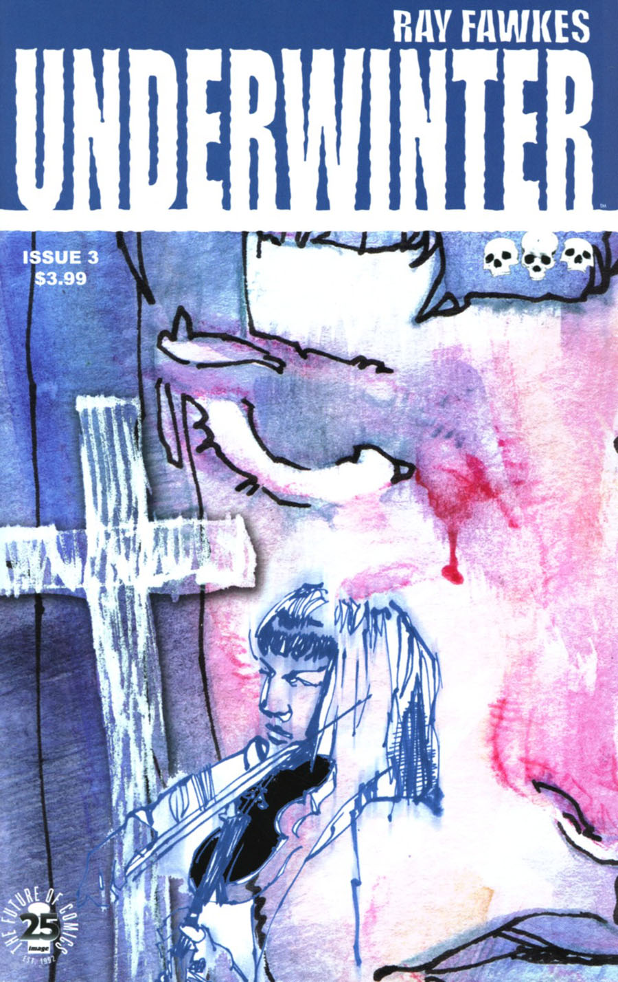 Underwinter #3 Cover A Ray Fawkes