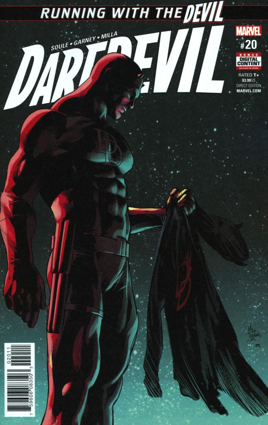 Daredevil Vol 5 #20